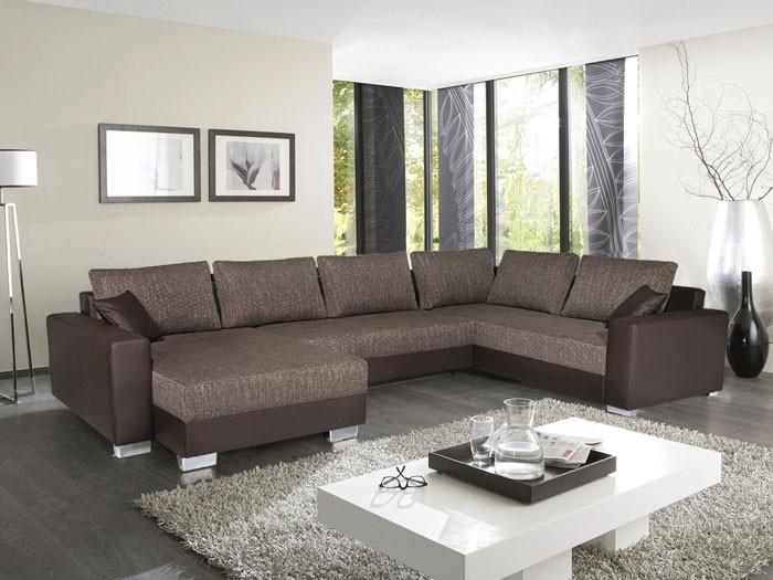Ideen Wohnzimmer Braune Couch Homeautodesigncom